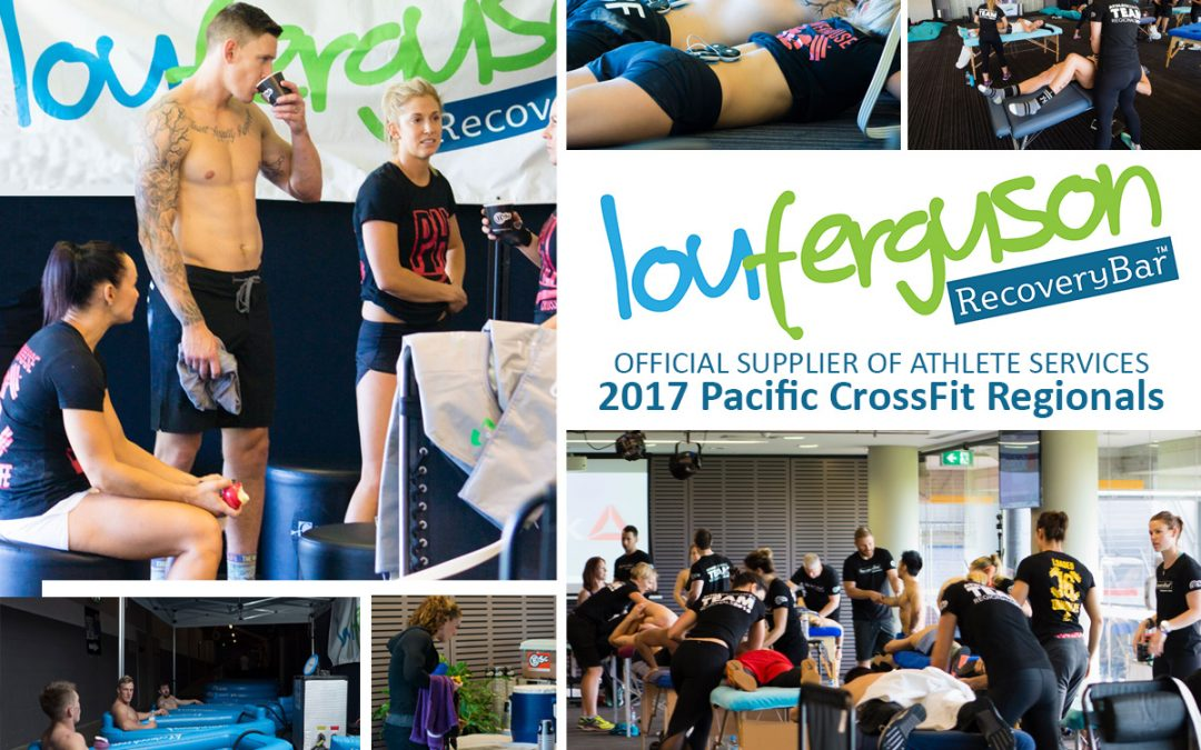 Pacific CrossFit Regionals!